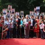 纪念俄罗斯卫国战争胜利73周年活动在京举行 Праздничные мероприятия, посвященные 73-й годовщине Победы в Великой Отечественной войне, прошли в Пекине
