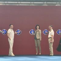 展览开幕式 Церемония открытия выставки