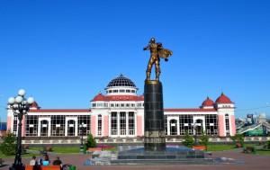 Виды города Саранск