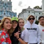 Юные соотечественники, проживающие в КНР, участвуют в программе «Здравствуй, Россия!»