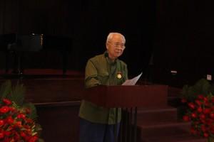 王云祥少将致辞Выступление генерала Ван Юньсяна