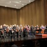 Концерт Всероссийского юношеского симфонического оркестра под управлением Юрия Башмета состоялся в Пекине