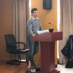 俄罗斯著名学者北京讲座 Лекция известного российского ученого в Пекине
