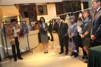 Выступление руководителя РКЦ в Пекине О.А.Мельниковой