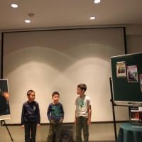 二年级学生表演  Выступление  учеников 2 класса