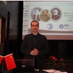 Литературный вечер, посвященный И.С.Тургеневу, прошел в РКЦ в Пекине