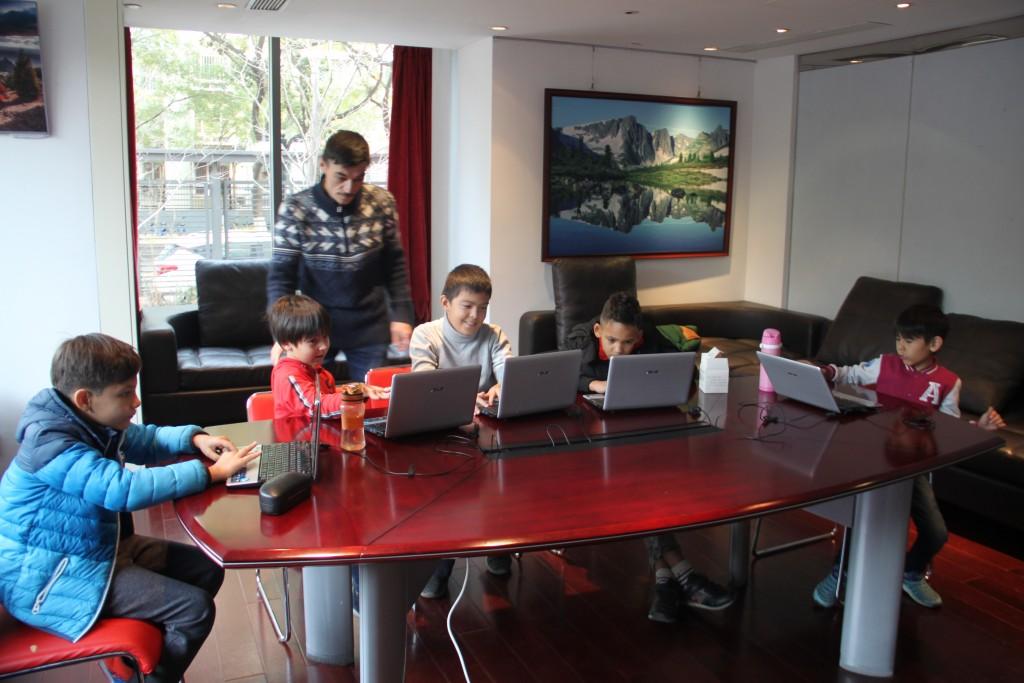 Участники Единого урока по безопасности в сети Интернет