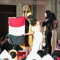 Команда Египта