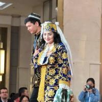 Команда Узбекистана