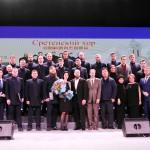 В Пекине прошел концерт Хора Сретенского монастыря