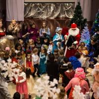 Новогоднее представление для детей соотечественников состоялось в Российском культурном центре в Пекине 16 декабря