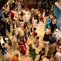 Хороводы – неотъемлемая часть новогоднего праздника