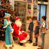 Стихи для Деда Мороза и Снегурочки