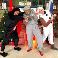 Новогоднее настроение от сотрудников РКЦ