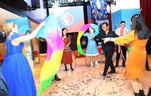 俄罗斯人民新年传统推介 Презентация российских новогодних традиций в Пекине