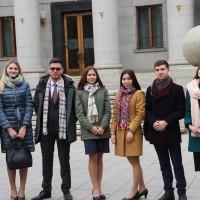 在俄罗斯驻华使馆的见面会 Встреча в Посольстве России в Китае
