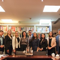 Встреча в РКЦ в Пекине