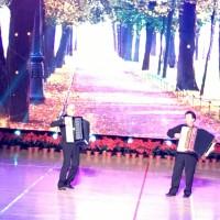 第三届上合马拉松赛启动仪式Церемония начала третьего марафона ШОС.
