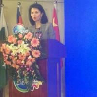 梅利尼科娃在会议过程中的发言 Выступление О.А.Мельниковой в ходе конференции.
