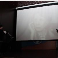 大学生表演电影配音  Выступление от студентов. Озвучивание фильма