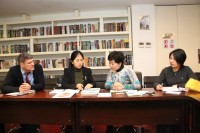 Сотрудник РКЦ Сун Ин рассказывает о курсах русского языка
