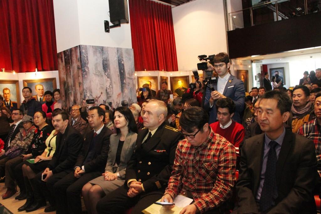 Участники памятного мероприятия в РКЦ