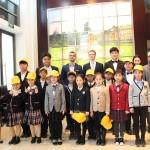 面向YOOFU国际中心中国儿童学员的文化传统推介于北京俄罗斯文化中心进行 В РКЦ в Пекине прошла презентация культурных традиций для китайских детей, обучающихся в Международном центре YOOFU