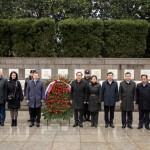 Памятные мероприятия, посвящённые советским летчикам-добровольцам, прошли в Ухане (КНР)