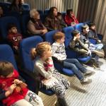 В РКЦ в Пекине российские и китайские дети посмотрели фильм-сказку «Снежная королева»