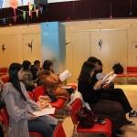 Открытый урок русского языка в Российском культурном центре в Пекине