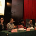 Презентация книг русских писателей на китайском языке в Российском культурном центре в Пекине