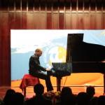 Концерт народного артиста России Юрия Розума состоялся в Российском культурном центре в Пекине