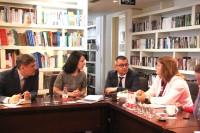 Руководитель РКЦ Ольга Андреевна Мельникова рассказывает о продвижении российского образования