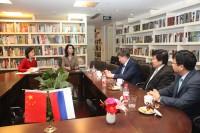 Руководитель РКЦ Ольга Андреевна Мельникова рассказывает о деятельности Центра