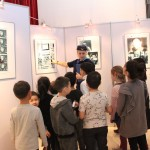 В Российском культурном центре в Пекине детям соотечественников рассказали о Дне космонавтики