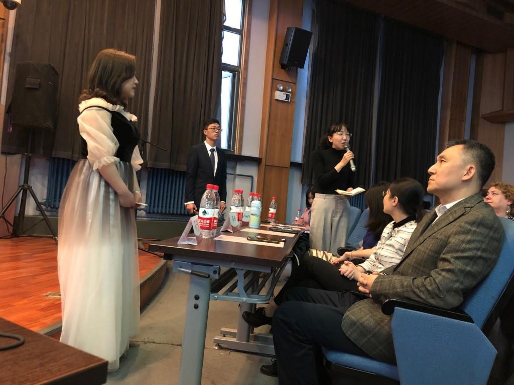 评委 Члены жюри