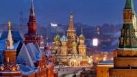 Московский Кремль и Красная площадь 莫斯科克里姆林宫和红场