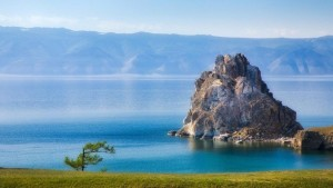 Озеро Байкал 贝加尔湖