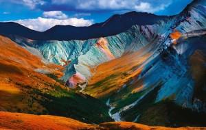 Золотые горы Алтая 阿尔泰的金山