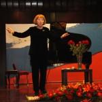 В РКЦ в Пекине состоялось мероприятие, приуроченное к Году театра в России