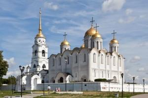 Белокаменные памятники Владимира и Суздаля 弗拉基米尔和苏兹达尔的白色古迹