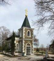 Харбин. Церковь Иоанна Предтечи на кладбище Хуаншань
