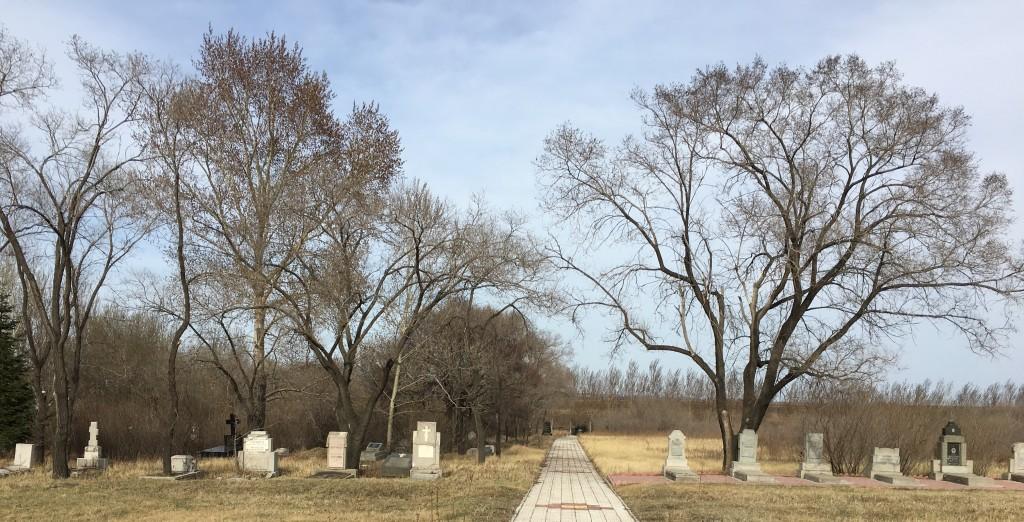 Харбин. Вид кладбища