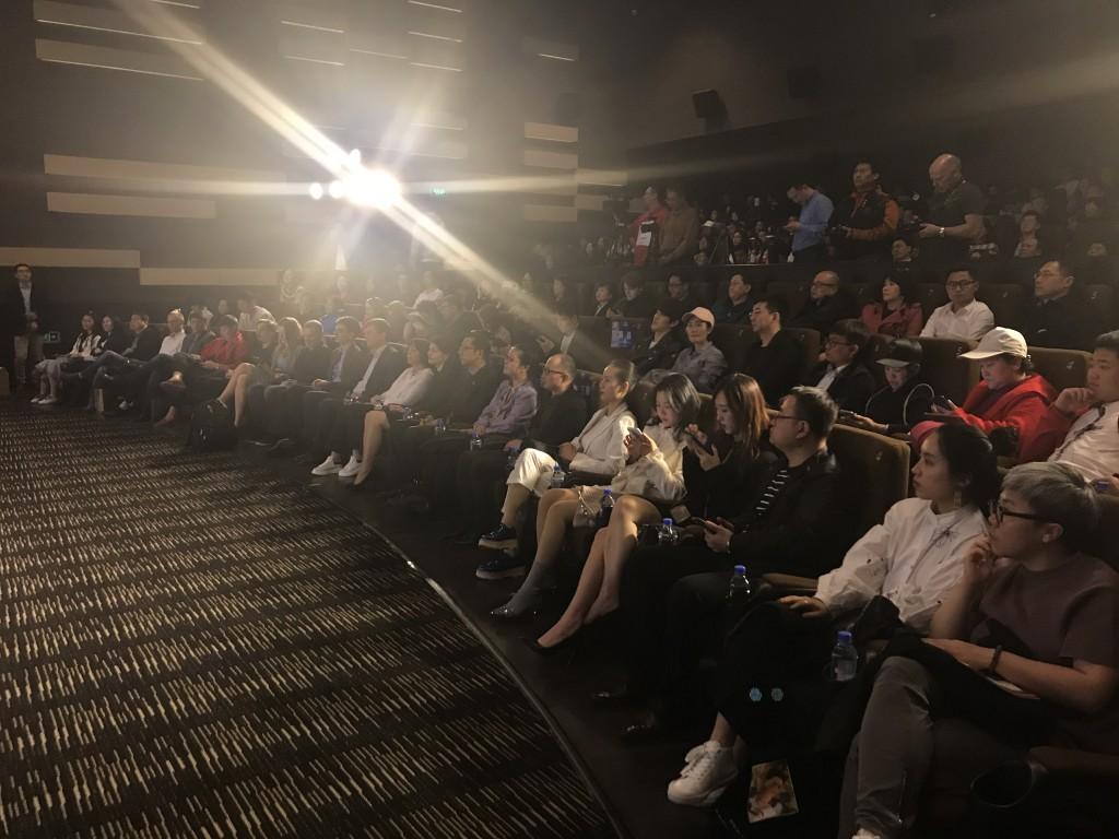 Гости церемонии открытия фестиваля российского кино