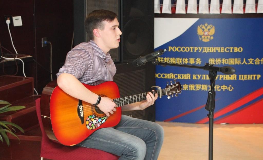 Даниил Дегилевич с песней «Чэнду»