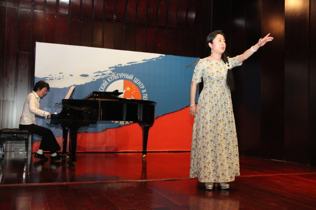 歌曲《黄河怨》,表演者:柴维  «Обиженная река Хуанхэ» в исполнении Чай Вэй
