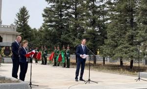 Выступление советника-посланника Посольства России в КНР И.А.Желоховцева
