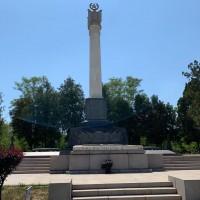 Советское воинское кладбище в районе Люйшунькоу (Порт-Артур) города Даляня 大连市旅顺口区苏军烈士陵园