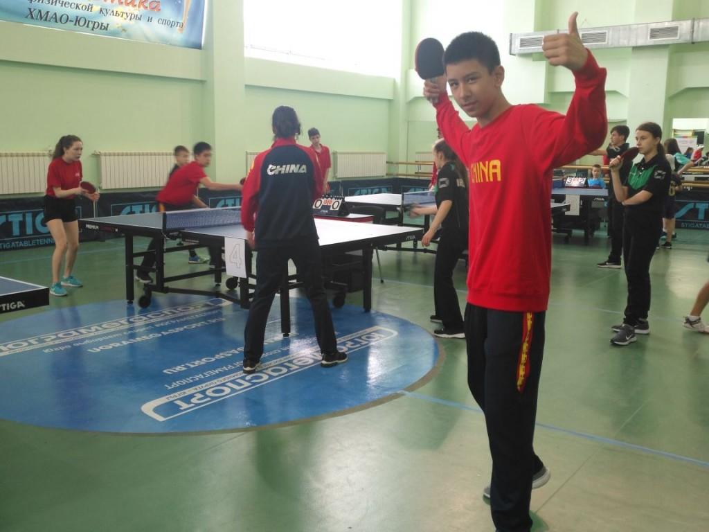 赛前准备 Подготовка к соревнованиям