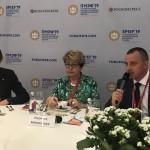 Э.Митрофанова: Россия имеет десятки тысяч километров границы, и единственный путь её сохранить — это дружить с соседями